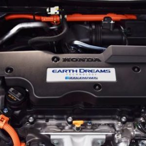 Honda earth dreams electric engine