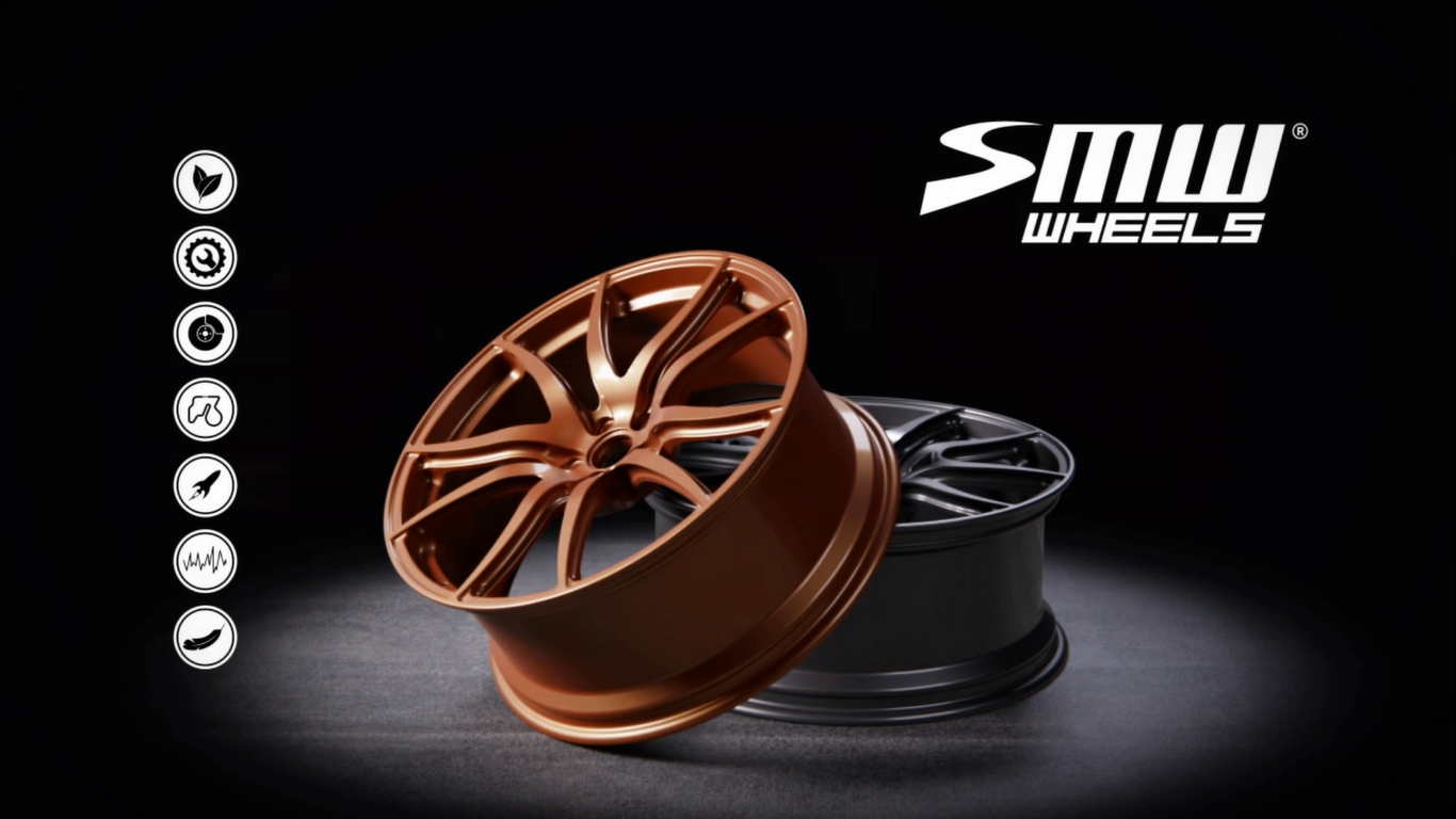 SMW Wheels forged magnesium wheels